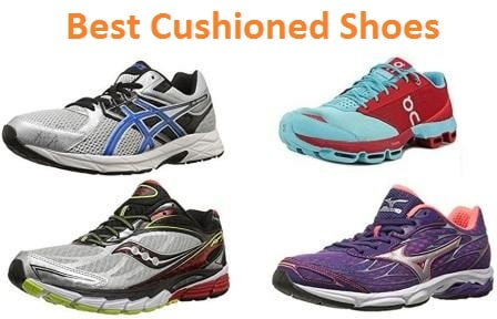 d6ed81feae41 Top 20 Best Cushioned Shoes in 2019