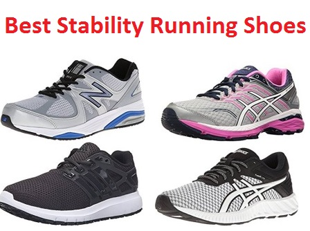 Top 20 Best Stability Running Shoes in 2018 - Complete Guide