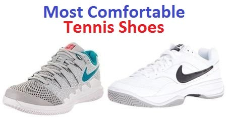 Top 20 Most Comfortable Tennis Shoes in 2018