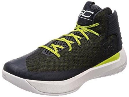 Under Armour Men's Curry 3Zero Basketball Shoes
