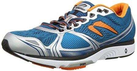 Newton Running Men's Motion VI Slate/Orange Athletic Shoe