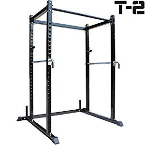 Titan T-2 Series Short Power Rack Squat Deadlift Cage Bench cross fit pull up