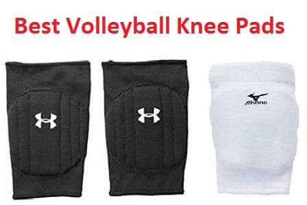 Top 15 Best Volleyball Knee Pads in 2018