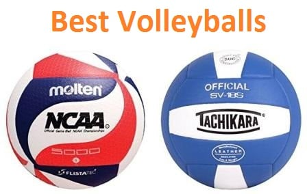 Top 15 Best Volleyballs in 2018 - Ultimate Guide