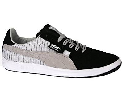 PUMA California Men's Suede and Canvas Top Classic Sneaker