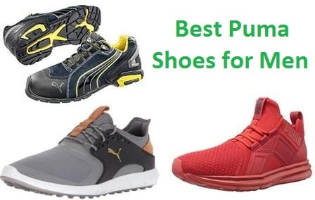 Top 15 Best Puma Shoes for Men in 2018