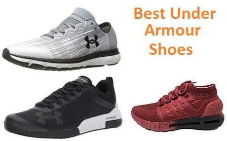 Top 15 Best Under Armour Shoes in 2018