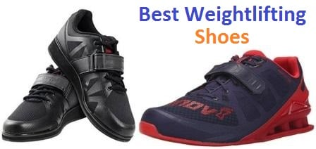 Top 15 Best Weightlifting Shoes in 2018