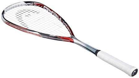 Head Microgel CT 135 Corrugated Squash Racquet by HEAD