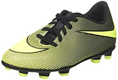 NIKE Boy's JR Bravata II FG Soccer Cleats