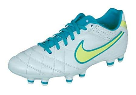 NIKE Tiempo Mystic IV FG Women's Leather Soccer Cleats