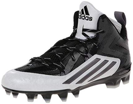 The Adidas Performance Men's Crazyquick 2.0 Mid Football Cleat