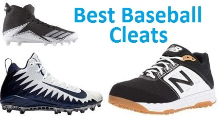 Top 15 Best Baseball Cleats in 2018
