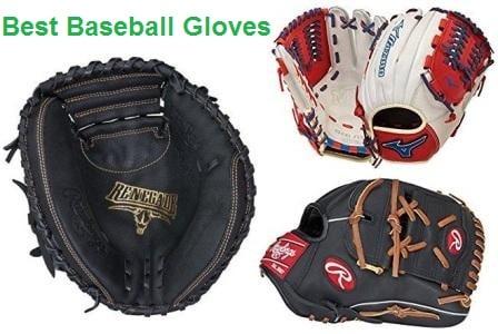 Top 15 Best Baseball Gloves in 2018