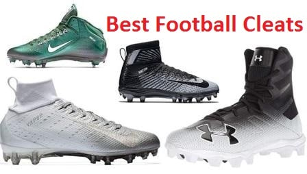 Top 15 Best Football Cleats in 2018