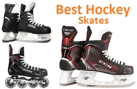 Top 10 Best Hockey Skates in 2019