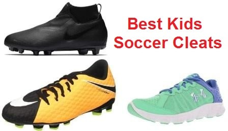 Top 15 Best Kids Soccer Cleats in 2018