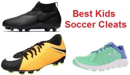 Top 15 Best Kids Soccer Cleats in 2018