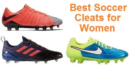 Top 15 Best Soccer Cleats for Women in 2018