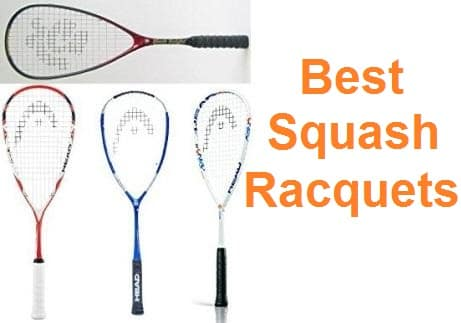 Top 15 Best Squash Racquets in 2018