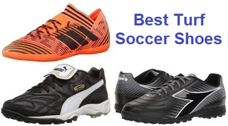 Top 15 Best Turf Soccer Shoes in 2018