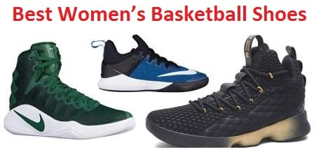 Top 15 Best Women's Basketball Shoes in 2018