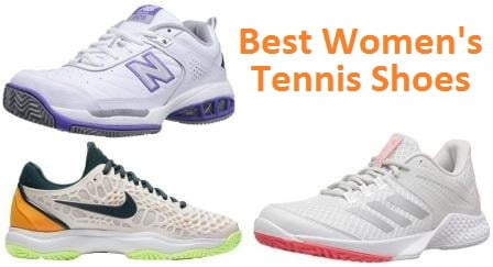 Top 15 Best Women's Tennis Shoes in 2018