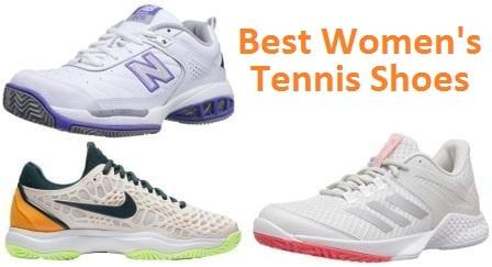 Top 15 Best Women's Tennis Shoes in 2018