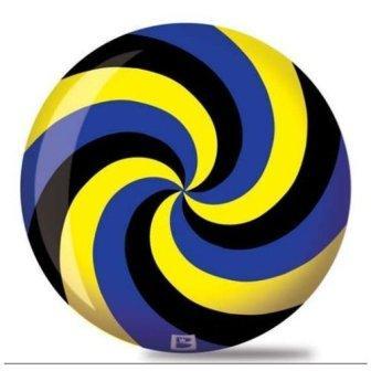 Brunswick Spiral Viz A Ball Bowling Ball