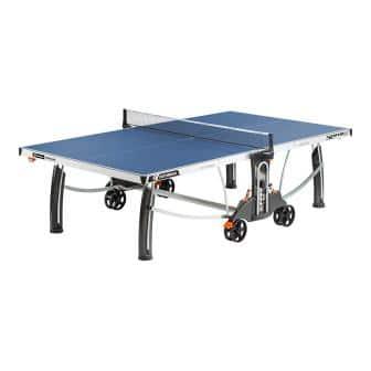 Cornilleau 500M Crossover IndoorOutdoor Blue Table Tennis Table
