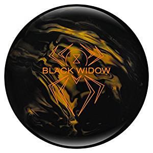 Hammer Black Widow Black/Gold Bowling Ball