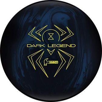 Hammer Dark Legend Solid Bowling Ball