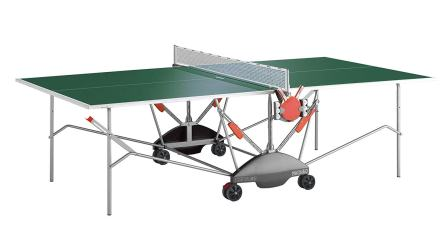 Kettler Match 5.0 IndoorOutdoor Table Tennis Table