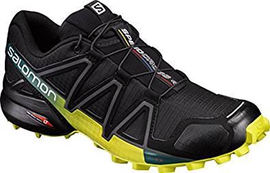 Salomon Men's Speedcross 4 Trail Runner Running Shoes