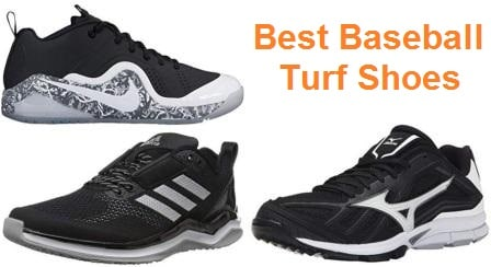 Top 15 Best Baseball Turf Shoes in 2018