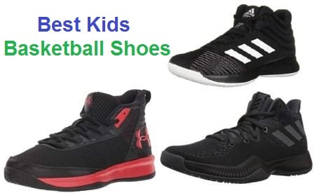 Top 15 Best Kids Basketball Shoes in 2018