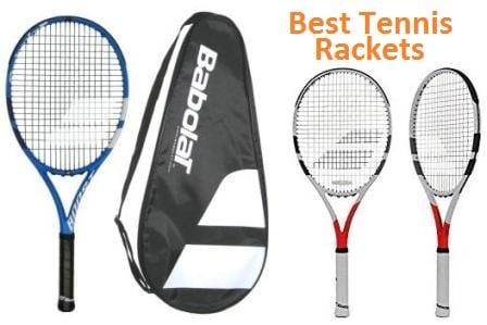 Top 20 best tennis rackets in 2018