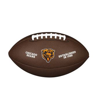 Wilson NFL Team Logo Composite Football