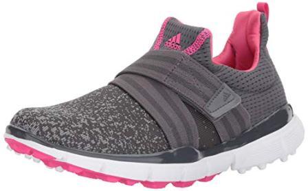 adidas Women's w Climacool Knit CblackD Golf Shoe