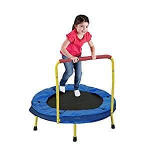 Dazzling Toys Exercise Trampoline