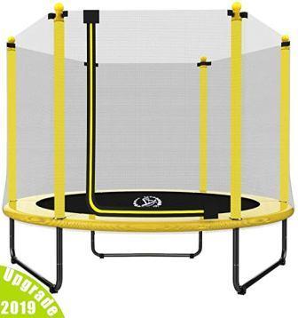 Langxun 5-feet Outdoor and Indoor Trampoline