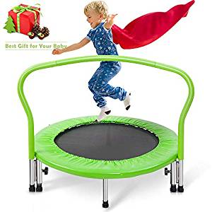 Merax 36 inches Kids Exercise Trampoline