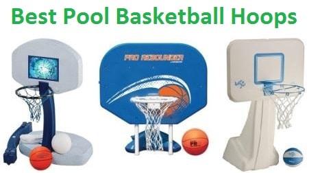 Top 15 Best Pool Basketball Hoops in 2019