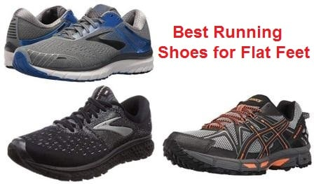 d1f9f0669 Top 15 Best Running Shoes for Flat Feet in 2019