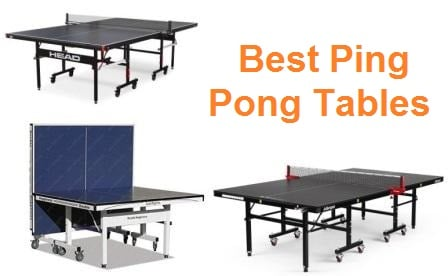 Top 20 Best Ping Pong Tables in 2019