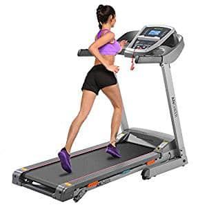 Trbitty Electric Folding Treadmill