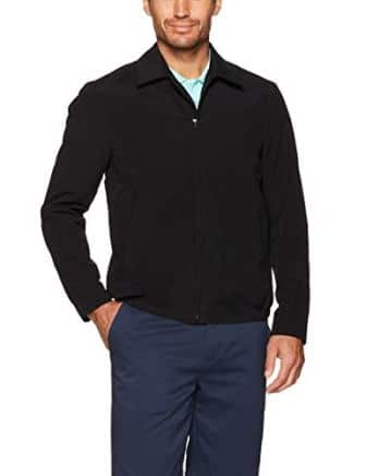 Amazon Essentials Men's Water-Resistant Golf Jacket