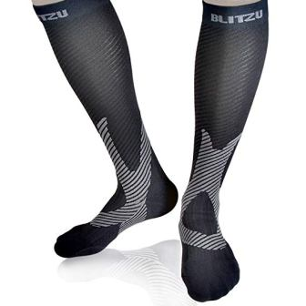 BLITZU Compression Socks 20-30mmHg