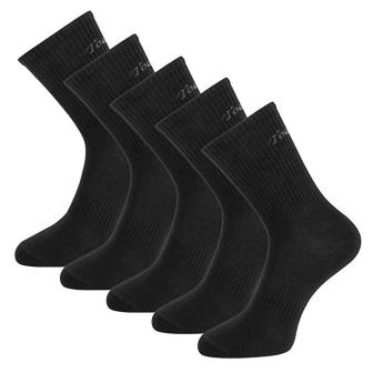 Men's Mid-Calf Crew Dress and Sports, Antibacterial, Odor Free, Socks from Toes&Feet