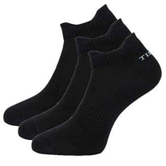 Men's and Women's Titanium Antifungal, Anti Odor, ports Ankle Socks, Antibacterial for Athletes Feet from Tisoks